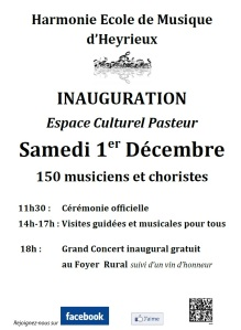 2012 12 01 affiche concert inaugural