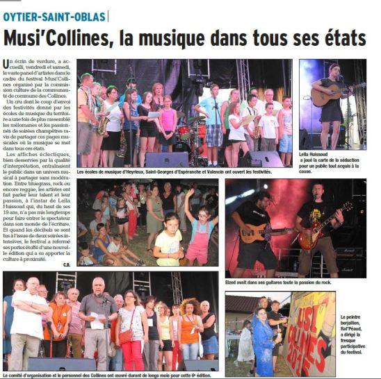 2015 07 05 DL 6 JUILLET Musi'Collines