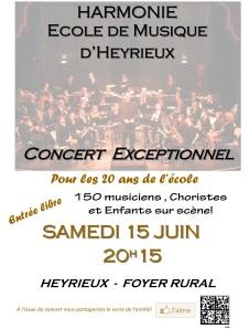 concert 15 juin