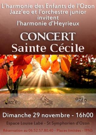 2015-11-29 CONCERT HARMONIE ST SYMPHORIEN D'OZON