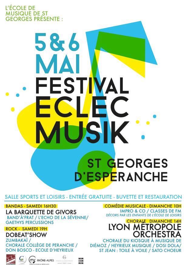 festival 5 mai 2018